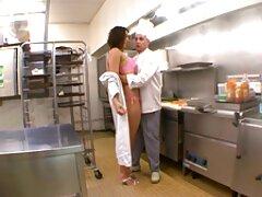 مارس الجنس مقطع سكسي اجنبي شقراء أوما جولي وجاي ماك على سرير وردي