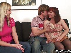 أريانا سكسي اجنبي مثير ماري يعطي اللسان ممتازة لزميلها الحميم
